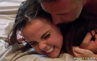 Sloppy Dillion Harper plumbs her greatest mates parent - FUX